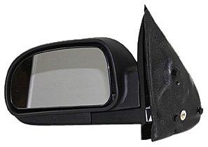 - TYC 2130012 Chevrolet Trailblazer Driver Side Manual Replacement Mirror