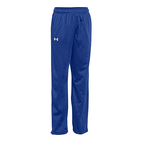 - Under Armour Boys' UA Rival Knit Warm-Up Pants YMD Royal