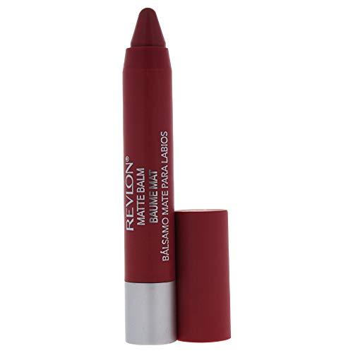 Revlon Matte Balm - # 205 Elusive By Revlon for Women - 0.095 Oz Lipstick, 0.095 Oz