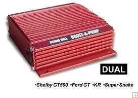Kenne Bell - Kenne Bell Boost A Pump - Dual 40Amp - KB89064 GT500 Supercharged 17.5V Version
