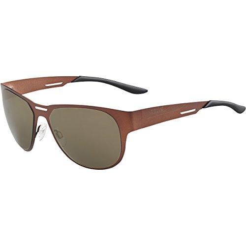 Bolle Perth Sunglasses Matte Brown, - Perth Sunglasses