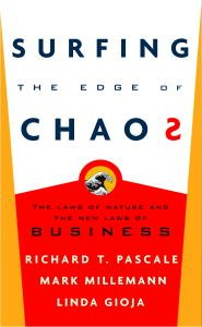 Surfing the Edge of Chaos: The Laws of Nature and the New Laws of Business (Mba In Data Science And Data Analytics)