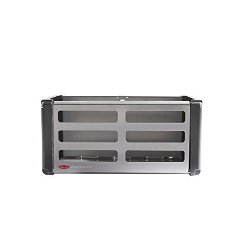 Rubbermaid FastTrack Rail Access - Rubbermaid Multi Shelf