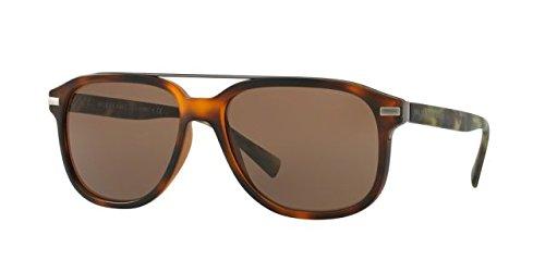 5932b25829bc Burberry Men s 0BE4233 Matte Light Havana Brown - In Sunglasses Italy Made  Burberry