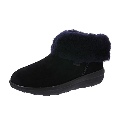 Fitflop Mukluk Shorty 2 Boots - Botines Mujer Supernavy