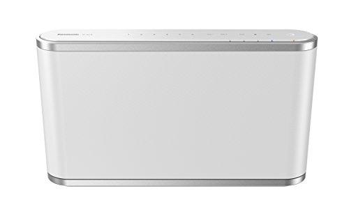 Panasonic SC-ALL9EG-W Wireless Speaker (Multiroom, WiFi, Bluetooth, Musik-Streaming) weiß