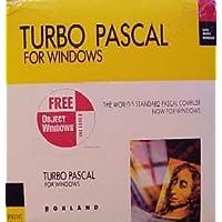 BORLAND TURBO PASCAL FOR WINDOWS Version 1.0