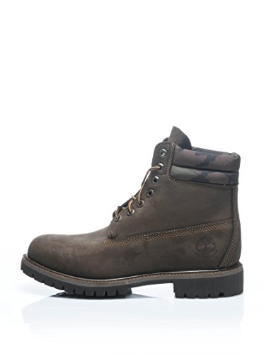 Mens Timberland 6610 6in Boots Chocolate Brown Marrón Oscuro