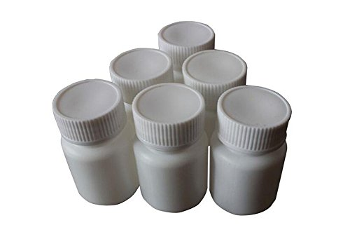 empty pill containers - 8