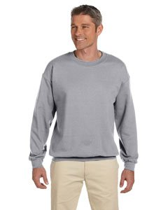 Jerzees NuBlend 50/50 Crewneck Sweatshirt, Oxford Shirt, -