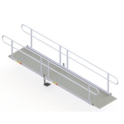 MOD Ramp System Size: 14' L by EZ-Access