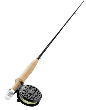 Orvis Superfine Carbon Fly Rod Full-Flex(7' 6