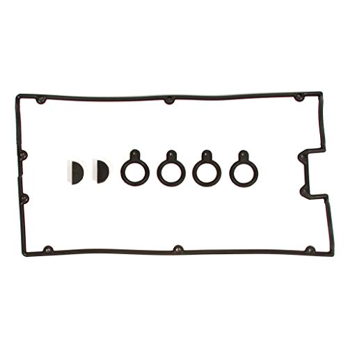 Evergreen VC5005 Fits 89-99 Eagle Plymouth Mitsubishi Hyundai 2.0L TURBO 4G63 4G63T Valve Cover Gasket ()