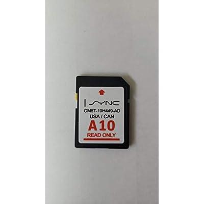 Ford Lincoln A10 Navigation SD Card USA/Canada…: GPS & Navigation