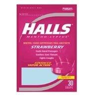 Halls Cough Drops (Pack of 20)
