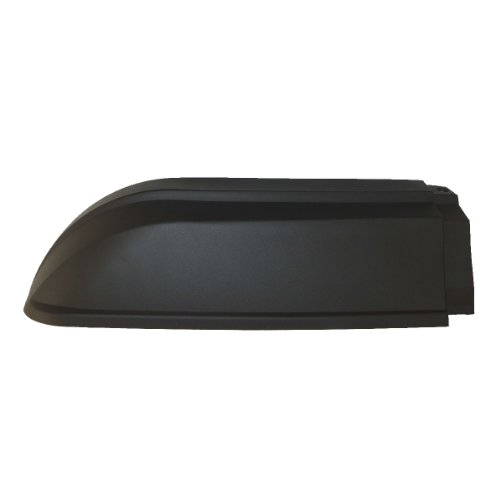 Rugged Ridge 11602.07 Front Left Fender Flare Extension