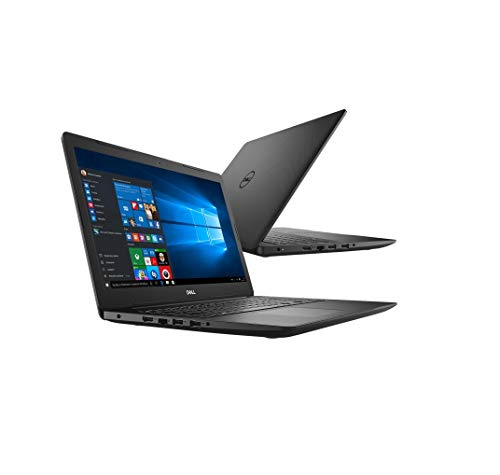 DELL Inspiron 3593 15.6-inch Laptop (10th Gen Core i5-1035G1/8GB/1TB HDD/Window 10 + Microsoft Office/Integrated Graphics), Black