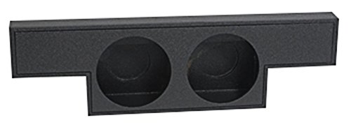 2004-2006 GMC/Chevy Crew Cab Non-HD Dual 12″ Ported Subwoofer Sub Box Enclosure