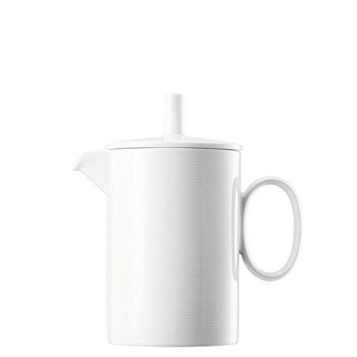 Coffee Pot, 38 ounce | Loft White (Oz Pot Coffee 38)