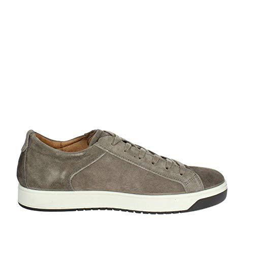 newest 963ed 242a2 81641 Uomo Sneakers Imac Bassa Marrone wAqYfHxg