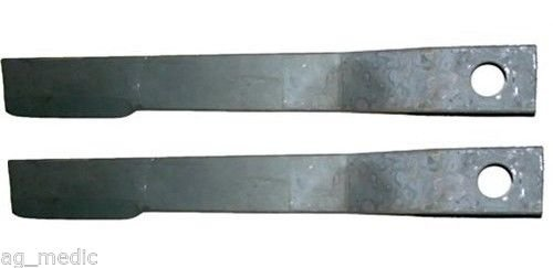 King Kutter Rotary Cutter Blades for 6' code 501130 set of 2 fits all L72 Models