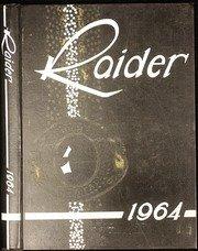 (Reprint) Yearbook: 1964 Rider High School Raider Yearbook Wichita Falls - Wichita Falls Tx Stores