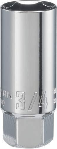 CMMT43340 CRAFTSMAN 3//4 Spark Plug Socket 3//8-Inch Drive