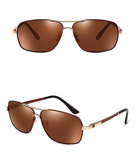 Vintage Gafas Retro Sol Pesca Polarizados Anti últimos Los UV Aviador De Hombres WJYTYJ Gafas q8O0wAW