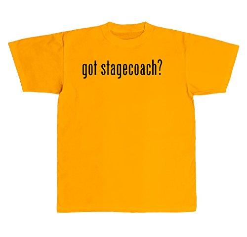 got-stagecoach-new-adult-mens-t-shirt-gold-xxx-large