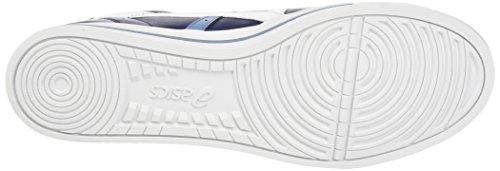 Asics Hombre Azul Para Tempo Classic 5801 white peacoat Zapatillas 7wUA7qr
