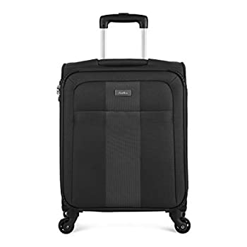 Image of Antler Suitcase, Black Luggage