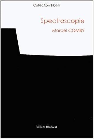En ligne Spectroscopie pdf ebook