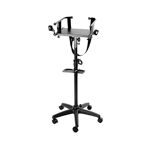 On Stage KMS7927B Karaoke/TV Monitor Stand