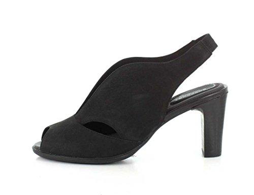 Rockport Rockport Chaussures Tm75Mmh Nubuck Black Sling V femmes pour Tm75Mmh FOwZRqn6U