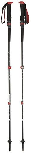 Trail Shock Trekking Poles - Black Diamond Trail Pro Shock Trekking Pole, 68-140cm