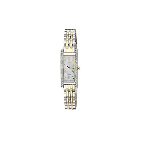 Citizen Watches Women's EX1474-51D Eco-Drive Two-Tone Watch