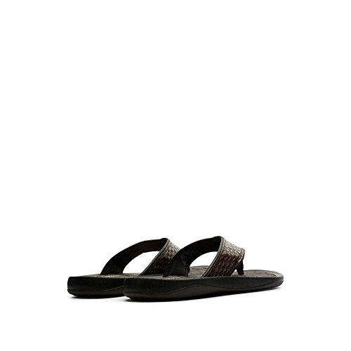 Kenneth Cole REACTION Men's Go Four-TH Flat Sandal