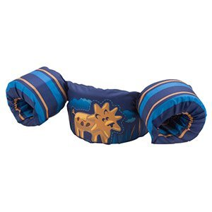 Stearns Puddle Jumper Deluxe Life Jacket, Lion, 30-50 ()