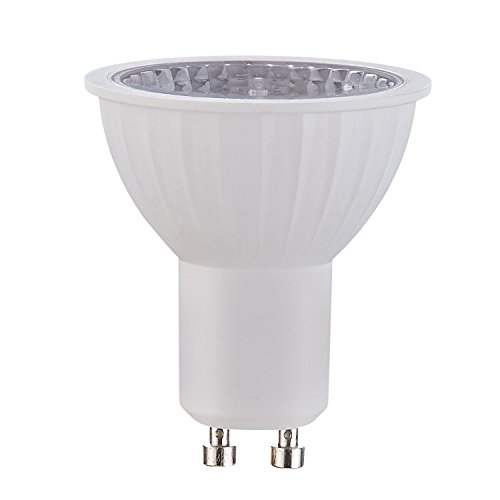 415794 Indoor Flood 5-Watt GU10 Base 120V Light BulbDimmable LED Spot Lamp Light Daylight White 5000k Reflection cup + COB,60° Degree Angle tracking lighting,(1 pack)