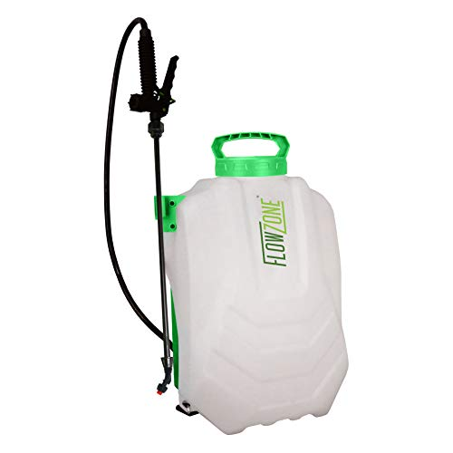 FlowZone Tornado 4-Gallon Multi-Use Continuous-Pressure 18V/2.6Ah Lithium-Ion Backpack Sprayer ()