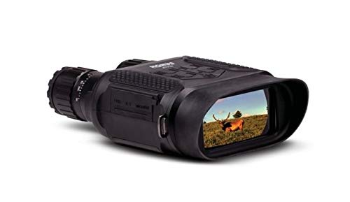 Konus Night Vision - KONUS KONUSPY-9 3.5x-7x Zoom Night Vision Binocular, Black, 3x-7x, 7930