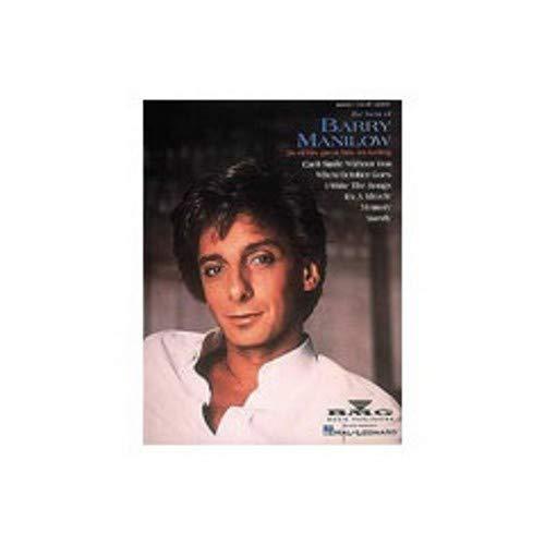 Hal Leonard Best of Barry Manilow
