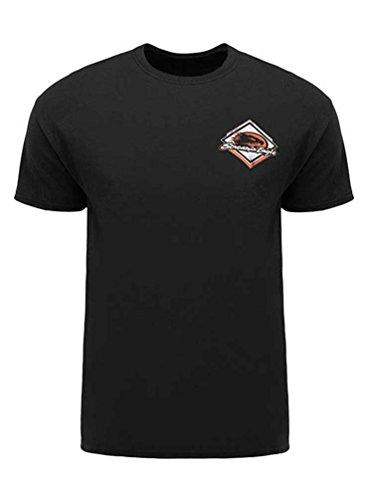Harley-Davidson Screamin' Eagle T-Shirt, Diamond Wings, Black HARLMT0220 (2XL)