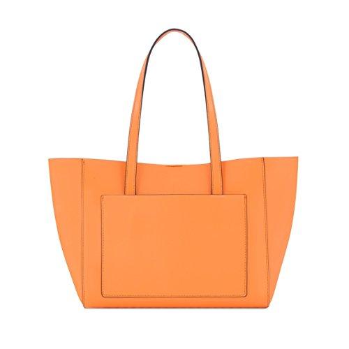 COCCINELLE KIM DOUBLE SHOULDER BAG WE0110101 016 ARANCIO