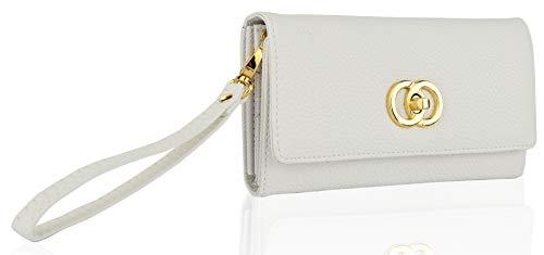 MKF Collection Maya Is A Turn Look Wallet Wristlet By Mia K Farrow
