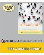 Amazon Bundle Interacciones Enhanced ILrnTM Heinle Learning