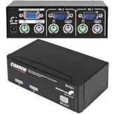 STARTECH.COM 2 Port PS2 KVM Switch