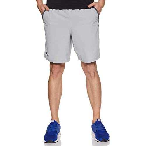 chollos oferta descuentos barato Under Armour Qualifier Wg Perf Short Pantalón Corto Hombre Gris Pitch Gray Black 012 M