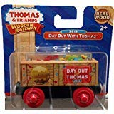 Fisher-Price Day Out with Thomas 2015 Wooden Railway Train Tank Engine - ()