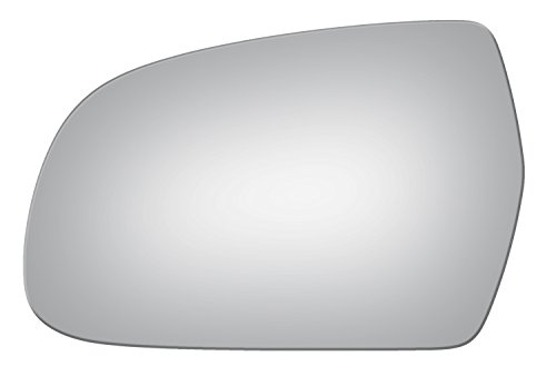 Burco 4369 Flat Driver Side Replacement Mirror Glass for Audi A3, A3 Quattro, A4, A4 allroad, A4 Quattro, A5, A5 Quattro, RS5, S4, S5 (2010, 2011, 2012, 2013, 2014, 2015, 2016, 2017) ()